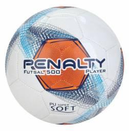 Bolas Futsal Penalty e Topper Originais