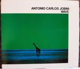 Cd Antonio Carlos Jobim Wave (importado)