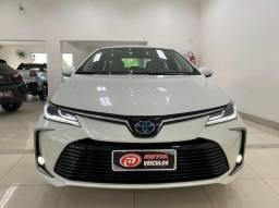 Título do anúncio: Corolla Altis Hybrid Premium 20/21 5.600 km !