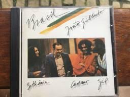 CD Brasil, João Gilberto, Bethânia, Caetano e Gil