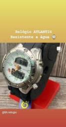 Relógio ATLANTIS Resistente a Água