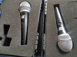 Microfone jts x 8
