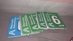 Livros do colegio adventista 6 ano