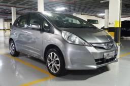 Honda Fit Automatico 2012/2013 IPVA 2018 Pago - 2013