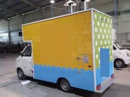 Food truck lifan foison 2016 único dono