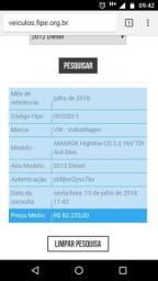 Vw - Amarok Hihgline 2012 - CD 4x4 - AUTO - 2012