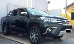 Toyota Hilux CD Srx 4x4 2.8 TDI 16V Diesel Aut - 2017