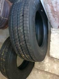 2 pneus zero