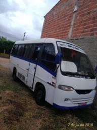 Micro ônibus revisado no ponto de trabalhar Vendo ou troco em carro passeio - 1999