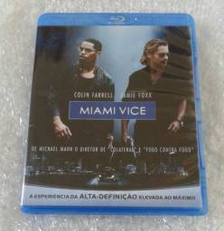 Blu-ray - Miami Vice - Raro - Não Lacrado - Dublado - Londrina-PR