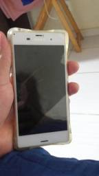 Vendo celular Sony xperia z3 com display queimado