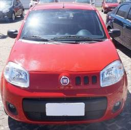 FIAT UNO 1.0 EVO VIVACE 8V FLEX 4P MANUAL - 2014