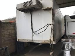 Baú Frigorífico para caminhão Truck