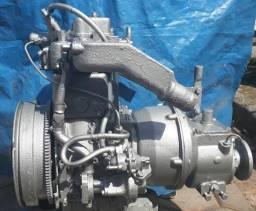 Motor maritimo Tiete de 12 hp para veleiros de ate 28 pes,com reversor 2x1