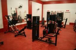 Equipamentos de Musculação com 20% de desconto