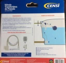 Válvula Transferidora de Pressão CENSO