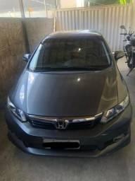 Honda Civic 2.0 lxl c 46mil rodados. Super Conservado - Pouco Rodado - 2014