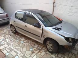 Peugeot 2005 - Batido - 2005