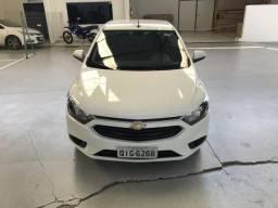 Chevrolet PRISMA Sed. LT 1.4 8V FlexPower 4p Aut. - Branco - 2018 - 2018