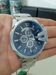 Relógio masculino 100% funcional promoção