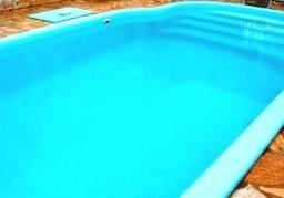 Ótima casa com piscina 7 x 4
