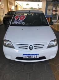 Renault Logan 1.0 Authentique 16v - 2010