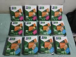 Livros Pré-Universitário - Editora Moderna - Turbo 6.0 - Sistema Farias Brito (SFB)