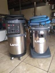 Empresa de lavagem de estofados a seco