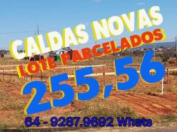 Caldas Novas /// Terreno - Parcelado (Ref.07)