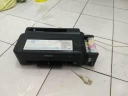 Impresso l110 com Defeito - retirada Pecas