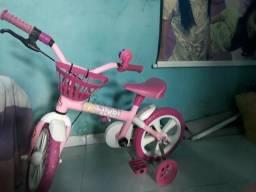 Bicleta para menina
