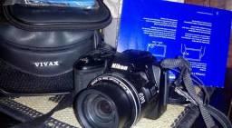 Vendo Câmera digital fotografica semi profissional Nikon Coolpix L120