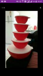 Kit Tig Maravilhosa Tupperware