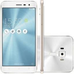 Zenfone 3, 64GB, 16MP, Tela 5.5, Branco