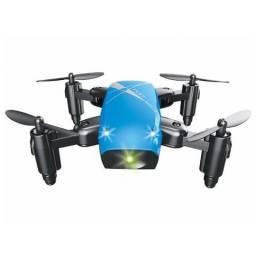 Mini Drone S9 Dobravel Controle Remoto portátil sem Câmera