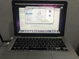 MacBook 13 polegadas Alumínio