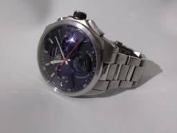 4a5544ff49a Tang Hauer relógio masculino Mercedes-Benz carreira