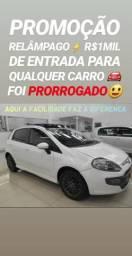 Promoção MEGA APROVAÇÃO! R$1MIL DE ENTRADA(PUNTO 1.6 2015)