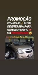 Vem CORRENDO!! R$1MIL DE ENTRADA(COBALT LTZ AUTOMÁTICO 2013)