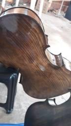 Violinos violas e cello