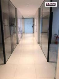 Sala para alugar, 189 m² por R$ 6.000/mês - Av. Teotônio Segurado no Edifício Executive Ce