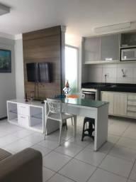Apartamento na Santa Mônica, Mobiliado, 1 Quarto, Suíte, Garagem Coberta, para Locação, Ed