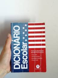 Dicionário escolar Inglês / Português e Português / Inglês