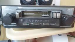 Radio toca fita roadstar