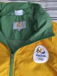Jaqueta Jogos Olímpicos Rio 2016