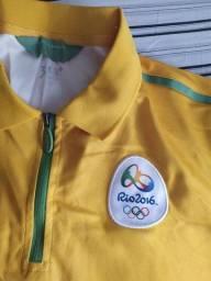 Camisa Jogos Olímpicos Rio 2016
