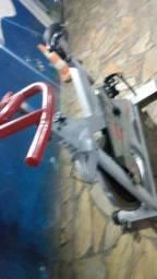 Vendo bike Spinning marca astro, profissional de academia, valor 1,500,00