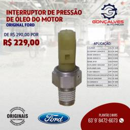 INTERRUPTOR DE PRESSÃO DE ÓLEO DO MOTOR ORIGINAL FORD