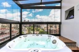 Cobertura no Batel Soho com 2 dormitórios suítes à venda, 176 m² por R$ 1.795.000 - Batel