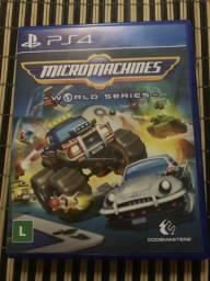 Micro Machines Ps4!!, usado comprar usado  Rio de Janeiro